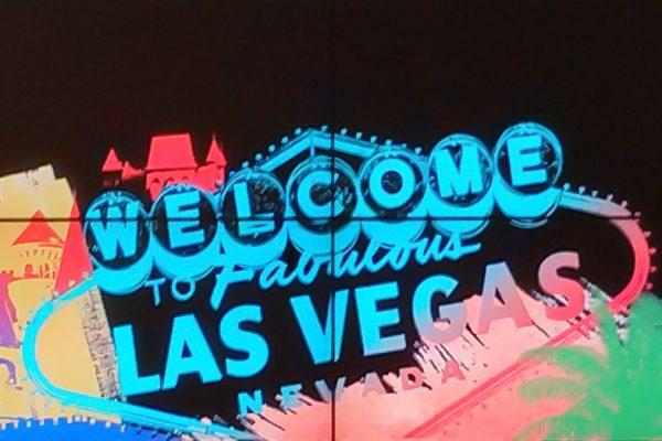 USA - Las Vegas - Welcome