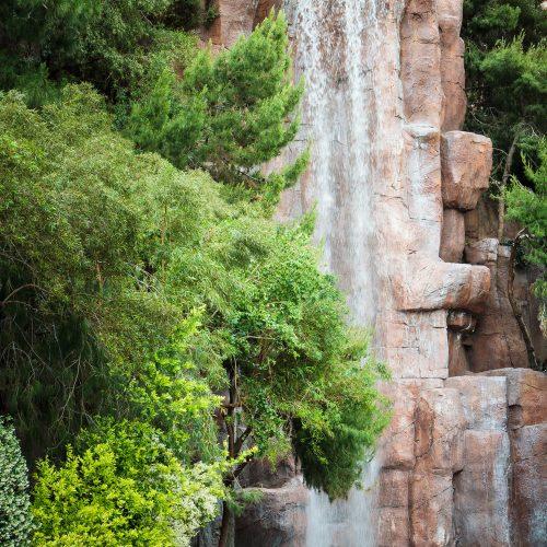 USA - Las Vegas - Wasserfall