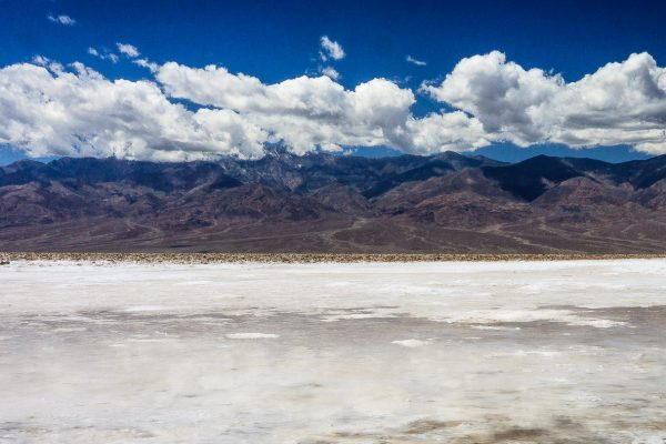 Badwater Basin, Death Valley, USA