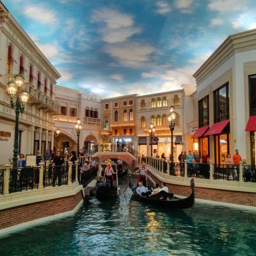 USA - Las Vegas - Venetian