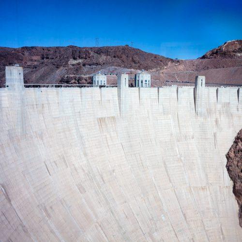 Hoover Dam - Staumauer
