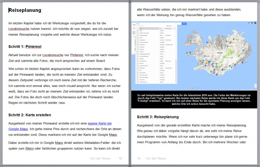 E-Book Reisefotografie (Auszug)
